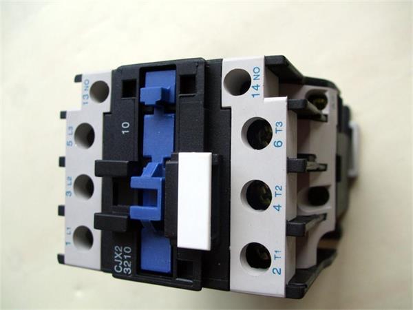 cjx2交流接触器接线图