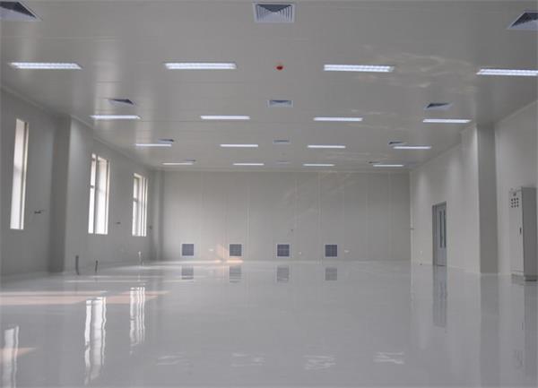 装修台山食品厂车间装修设计江门qs食品厂洁净室装修