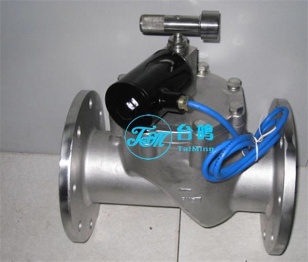 常开型燃气紧急切断电磁阀技术参数: 通径范围:dn1~dn800 控制方式图片