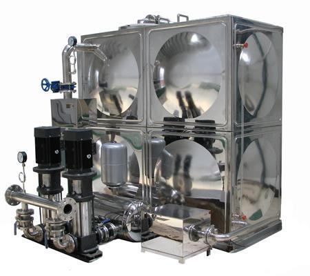 智能变频无负压供水设备