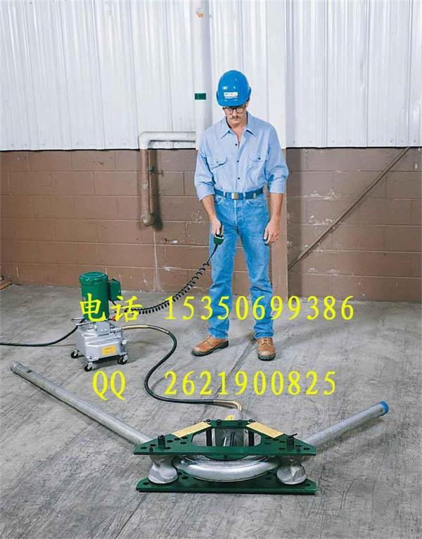 手动液压弯管机 小型弯管机 简易手动弯管机 立式弯管机适用于各工厂图片