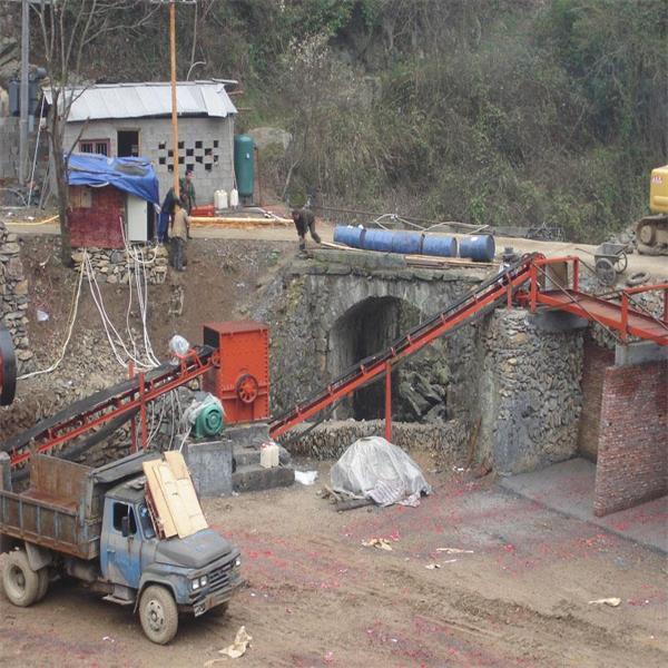 川沙石生产线 石灰石制砂生产线
