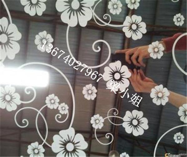 黑钛花纹蚀刻不锈钢板