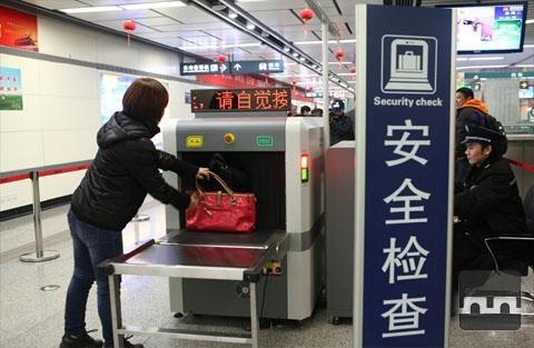深圳龙华安检X光机生产厂家图片