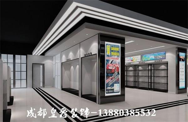 汽车美容店设计_专业汽车美容店装修设计元素