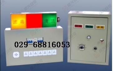 人防用三种通风方式信号控制箱(三防控制箱)通风方式