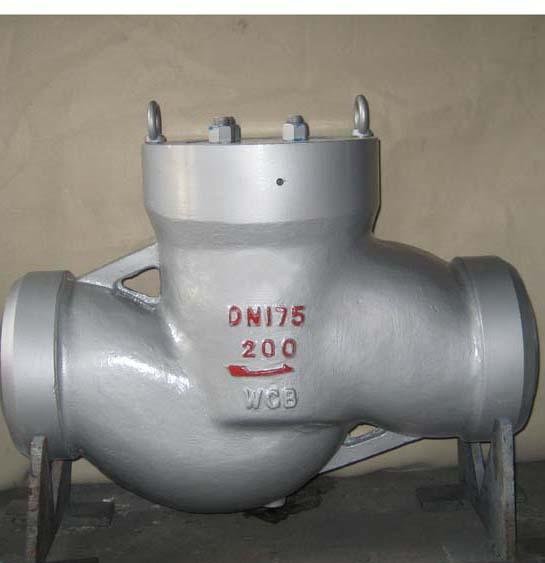 电站焊接止回阀h61y 电站高温高压焊接止回阀h61y_p54图片