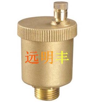 排气阀阀芯的内部弹簧采用特殊的材料,并采用进口镀镍不锈钢,防止氧化图片