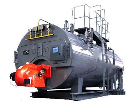 1,锅炉结构设计合理,充分发挥螺纹烟管高效传热特点,采用单回程螺纹
