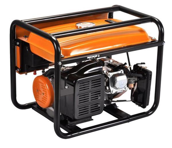 小型2kw静音汽油发电机最低价图片