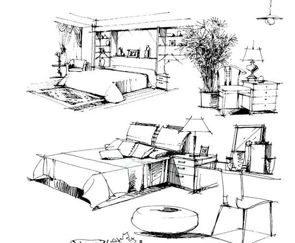 北京室内手绘设计培训