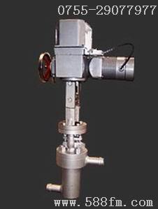 进口锅炉给水调节阀的参数与价格图片