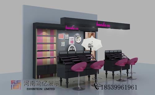 化妆品展柜厂