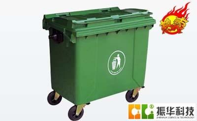 塑料环卫垃圾桶: 塑料垃圾桶
