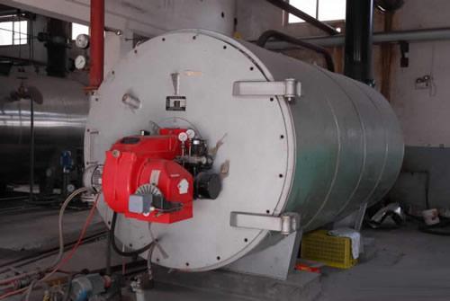 1,wns型系列全自动燃油,燃气热水锅炉采用国际经典结构形式,燃烧室