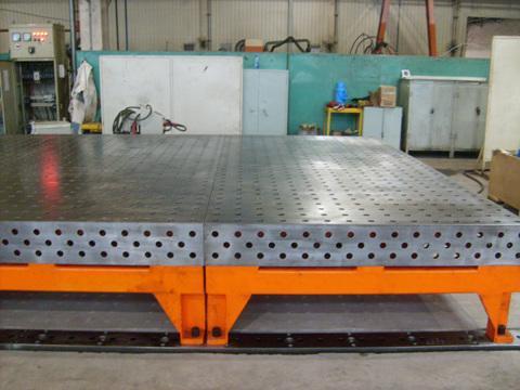 三维柔性焊接平台介绍