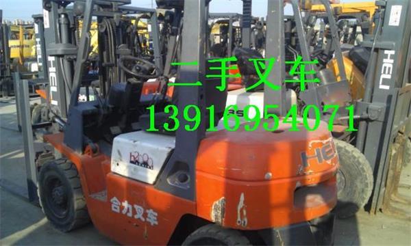 上海二手叉车市场 合力,杭州3吨~10吨二手叉车