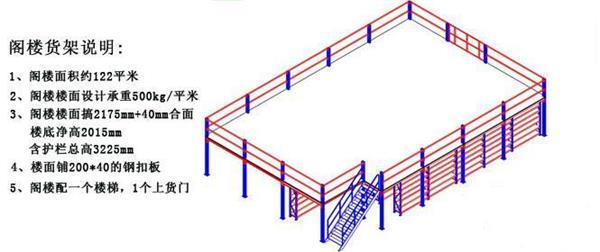 中山仓库货架摆放设计图