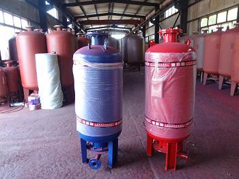 北京立式气压罐图片