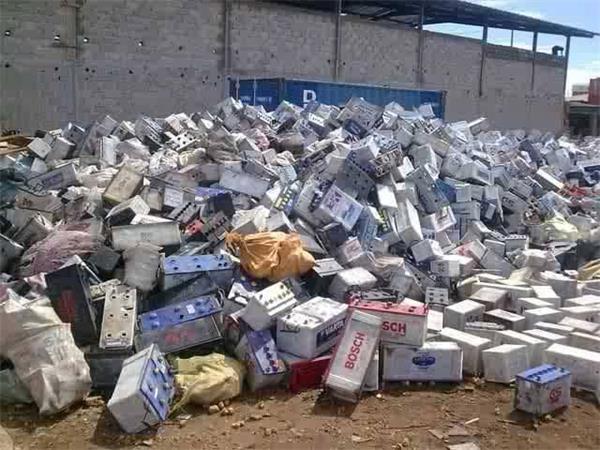 废旧蓄电池回收价格_【废旧电瓶炼铅的利润】价格厂家二手冶炼设