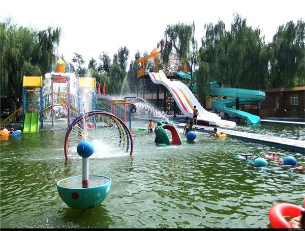 水上樂園設備/設施,水滑梯/水屋水寨/戲水小品