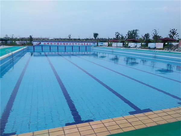 室外游泳池水处理设备