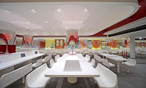 成都快餐店装修设计 专业快餐店装修 成都设计装修公司