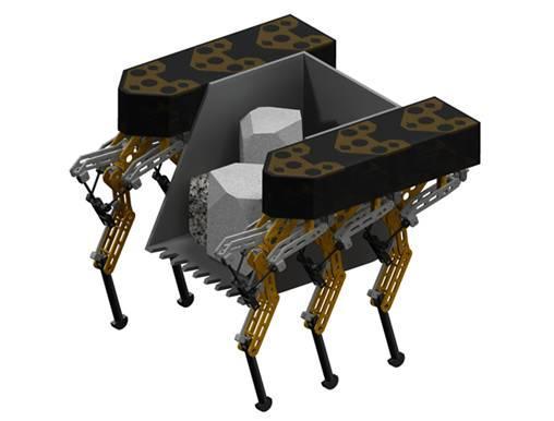 CIROS2015展商巡礼之 ――上海交大机器人:高峰教授团队的杰作