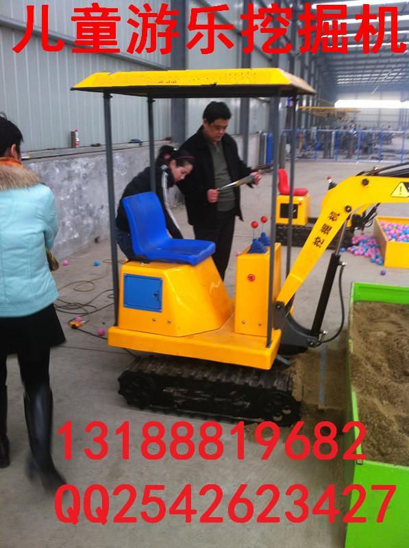 厂家促销儿童挖掘机,儿童挖掘机