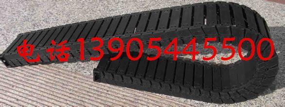 仙游县65*250塑料坦克链线槽相关信息