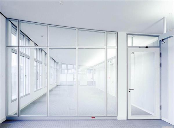 丰台区安装办公室玻璃隔断 设计玻璃隔断