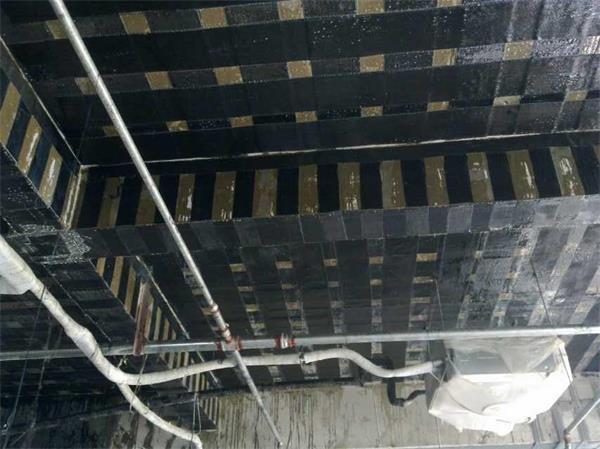 桥墩的加固;池壁仓壁加固;海事结构的防腐;砖,木结构的加固.