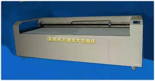 直供深圳全自动服装激光切割裁剪机