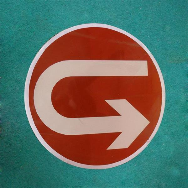 道路警示反光标志牌 东莞厂家直销