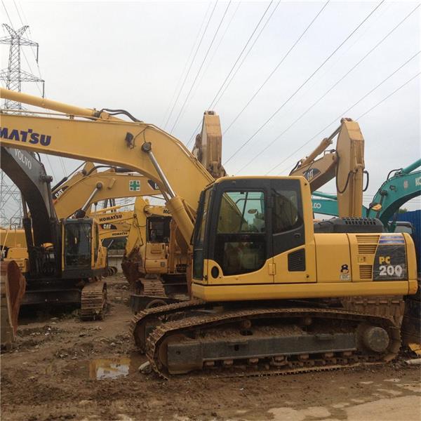 二手挖掘机供应商 小松55,60,70,120,130,200,220二手挖机