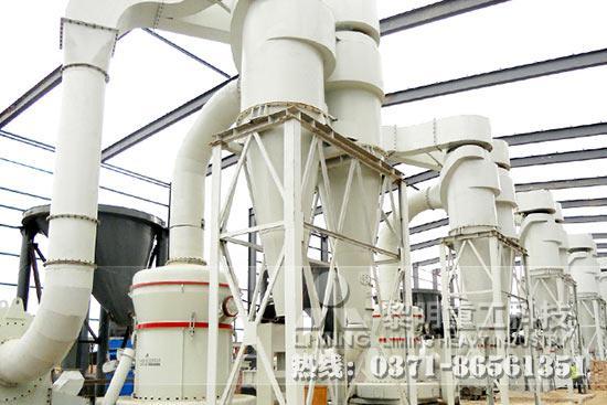 电厂石灰石脱硫剂生产方案,325目石灰石粉设备多少钱