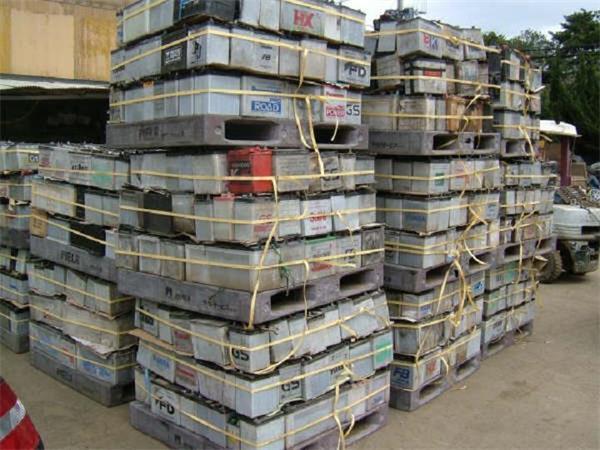 废电池回收:锂图片