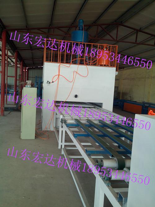 鑫宏达复合保温装饰一体板设备可靠的质量