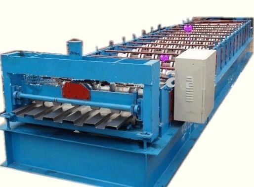800卷帘门彩钢压瓦机配电箱压瓦机控制系统彩钢压瓦机