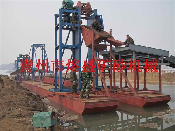 潍坊熔盛矿砂机械
