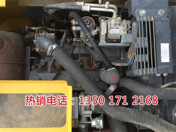 大臂无损伤,发动机动力强劲,液压泵,分配器工作状况良好;车况运行良好图片