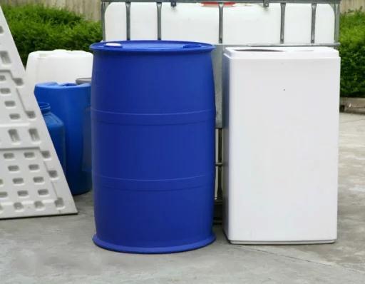 200公斤塑料桶生产设备吹塑机/160l塑料桶吹塑机