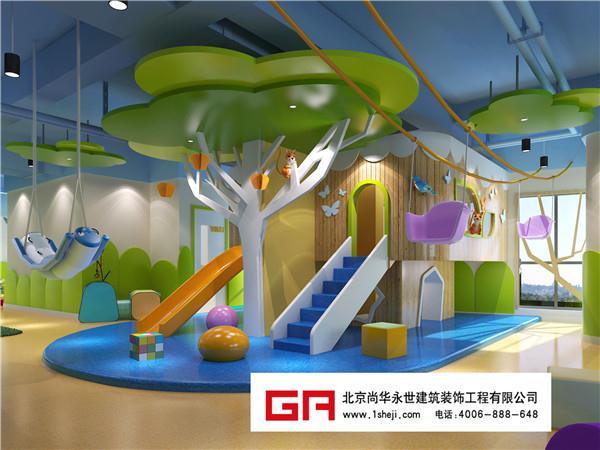 幼儿园室内环境设计哪家好?