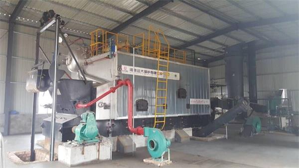 6吨生物质蒸汽锅炉技术参数