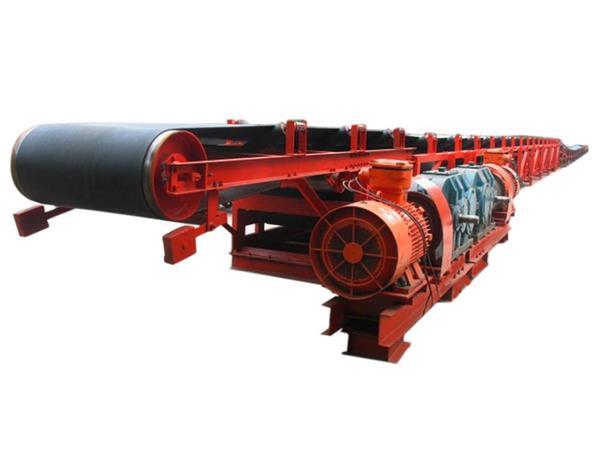 一,煤矿输送设备—刮板输送机图片