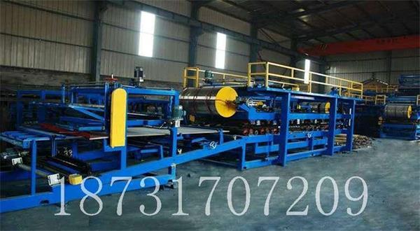 彩钢设备的广泛应用: