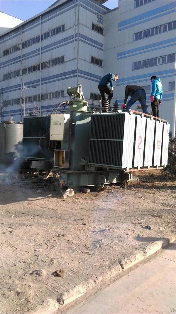 北京回收二手变压器
