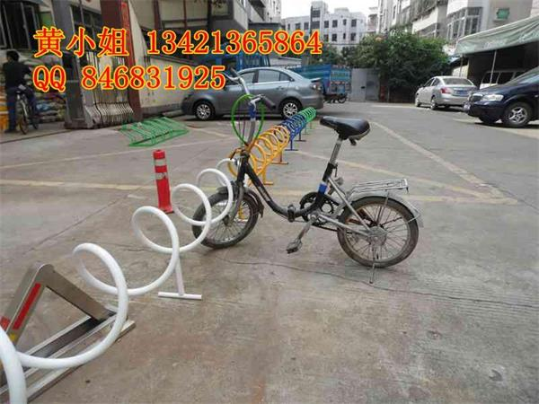 电动车停车位标准尺寸 自行车摆放架图片及价格