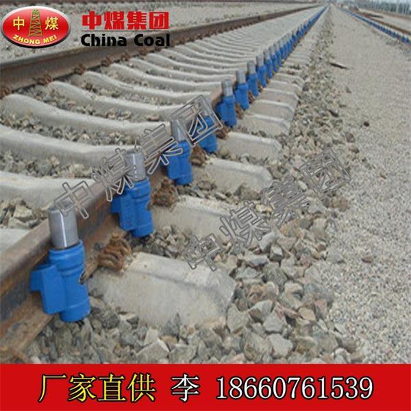 铁路编组站驼峰调速系统专用设备—减速顶