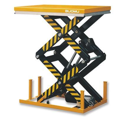 液压升降机 小型家用升降平台 家用升降梯图片
